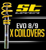 ST X Coilovers Evo 7-9