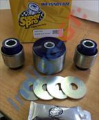 SuperPro Evo X Rear Diff Bush Kit