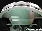 Beatrush Aluminium Under Panel Evo 8/9
