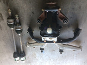 Evo 5-9 RS Rear Diff Kit