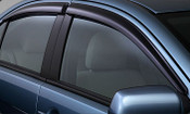 Genuine Mitsubishi Evo X Wind Deflectors