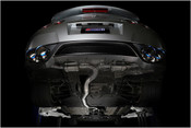"Tomei Expreme Ti Complete 4"" Exhaust System R35 GTR"