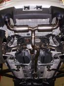C-TEC Evo X Cat Back Exhaust R