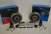 Alcon Advantage Extreme Rear Brake Kit Evo