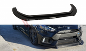 Maxton Designs FRONT RACING SPLITTER FORD FOCUS 3 RS