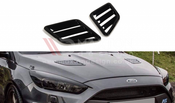 BONNET VENTS FORD FOCUS 3 RS/FIESTA MK7 ST