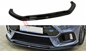 Maxton Designs FRONT SPLITTER FORD FOCUS 3 RS V.3