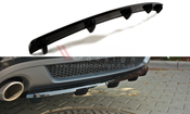 CENTRAL REAR SPLITTER AUDI A5 S-LINE (WITH A VERTICAL BAR)