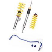 SPECIAL OFFER: KW Variant 3 Coilovers With FREE SuperPro Rear 24mm Sway Bar Evo 7-9