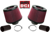 E Series N54 135I And 335I Dual Cone Intakes