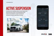 Milltek Audi Q7 3.0TDI (218 & 272PS) 4M Active Suspension Control