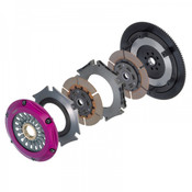 Exedy Twin Plate Clutch Evo X - SD Version