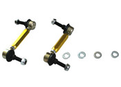 Whiteline Rear Sway bar - link assembly heavy duty adj steel bal 1