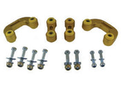 Impreza Turbo F&R Sway bar kit - extra heavy duty alloy