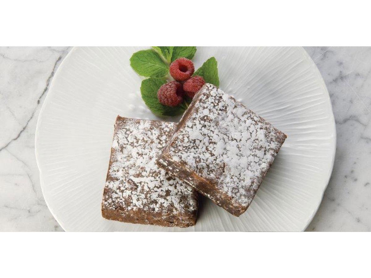 Brownies from Grandma Rose's recipe