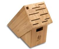 Shun Bamboo Block (11 slots) (DM0831)