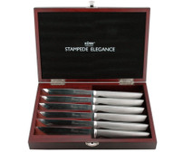 Küssi Stampede Elegance Steak Set - 6pc (SE250-6)