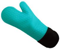 Küssi Silicone Water/Heat Proof Glove - Blue (WH321-BLU)