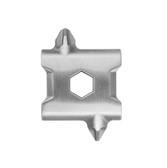 Leatherman Tread Link 12 #1 Philips - Stainless Steel (832244)