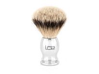 Ice Shave Brush - Silvertip Badger (Chrome) (105820) (999422)