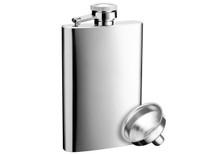 Savoir Flask - Calendered - 4oz (FMINI4)