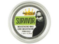 Beards By Design - Moustache Wax - Suvivor - 7.5mL (226003)