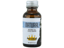 Beards By Design - Beard Oil - Natural - 30mL (226002)