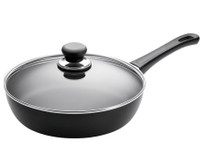 SCANPAN Classic Sauté Pan With Lid - 26cm (26101204)