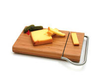 Swissmar Cutting Board with Cheese Slicer (SBB833)