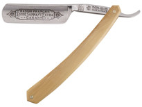 "Thiers-Issard Straight Razor 6/8"" Evide Sonant Extra Boxwood (A-SING-6/8-275-1196-BX)"