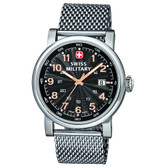 Swiss Military Watch Urban Classic Blk Dial (1041.306)