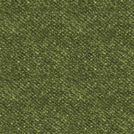 Woolies Flannel  - Green Tweed