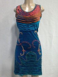 COTTON DRESS 27