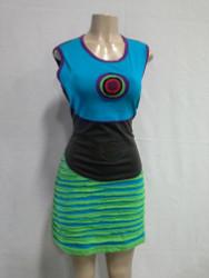 COTTON DRESS 14