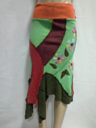 Cotton Knitted Skirts and Trousers 4