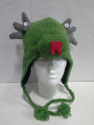 WOOLAN ANIMAL HAT 1