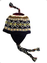 WOOLEN CAP KPW02T
