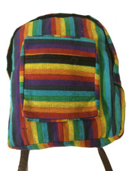 Cotton Rasta Bagpack 514