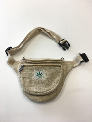 HEMP MONEY BAG