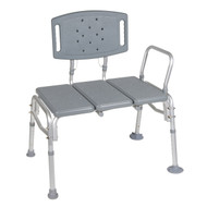 Heavy Duty Bariatric Plastic Seat Transfer Bench