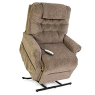 Pride Heritage Collection LC-358XL 3-Position Recliner Power Lift Chair