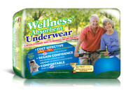 Unique Wellness® Absorbent Underwear Pull-Ups with Revolutionary NASA Technology - Pack