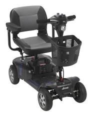 """Phoenix Heavy Duty Power Scooter, 4 Wheel, 20"""" Seat"""