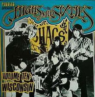 HIGHS IN THE MID 60's - Vol 10  WISCONSIN  (PEBBLES related series w. 60 garage rarities) - Comp LP