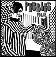 PEBBLES - Vol 12 - Comp LP