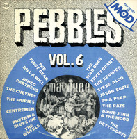 PEBBLES - Vol 06 - Comp LP