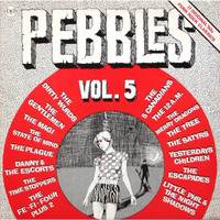 PEBBLES - Vol 05 - Comp LP