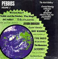PEBBLES - Vol 03 - Comp LP