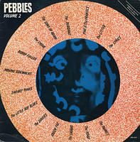 PEBBLES - Vol 02 ( 60s garage psych) Comp LP