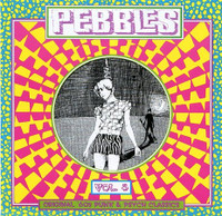PEBBLES - Vol 05 - Comp CD